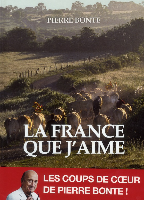 LA FRANCE QUE J'AIME -ILLUSTRE-